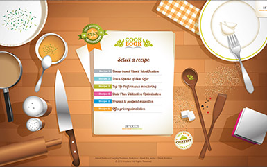 AMDOCS : Cookbook